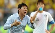 """韩国对德国队有""""百分之一的机会"""" – 申"""